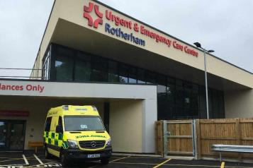 photograph of Urgent and Emergency Care Centre