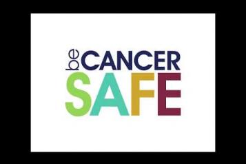 be cancer safe logo